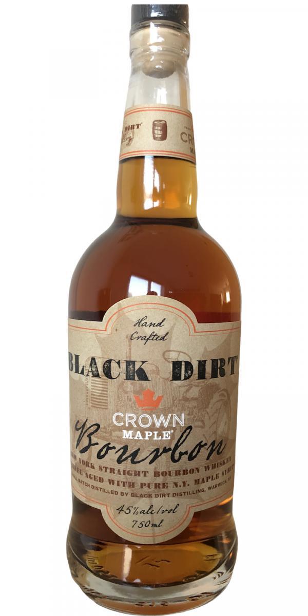 Black Dirt Crown Maple Bourbon