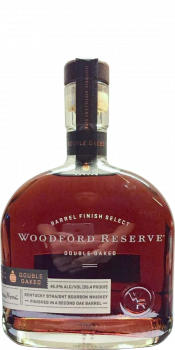 Woodford Reserve Oak Whiskey Cask Twist Pen in ChromeGold Finish