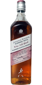 Johnnie Walker Blenders' Batch EXP#6 - Wine Cask Blend