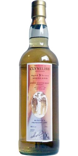 Clynelish 09-year-old MNC