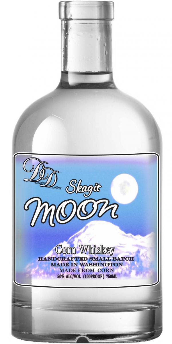 Skagit Moon Corn Whiskey