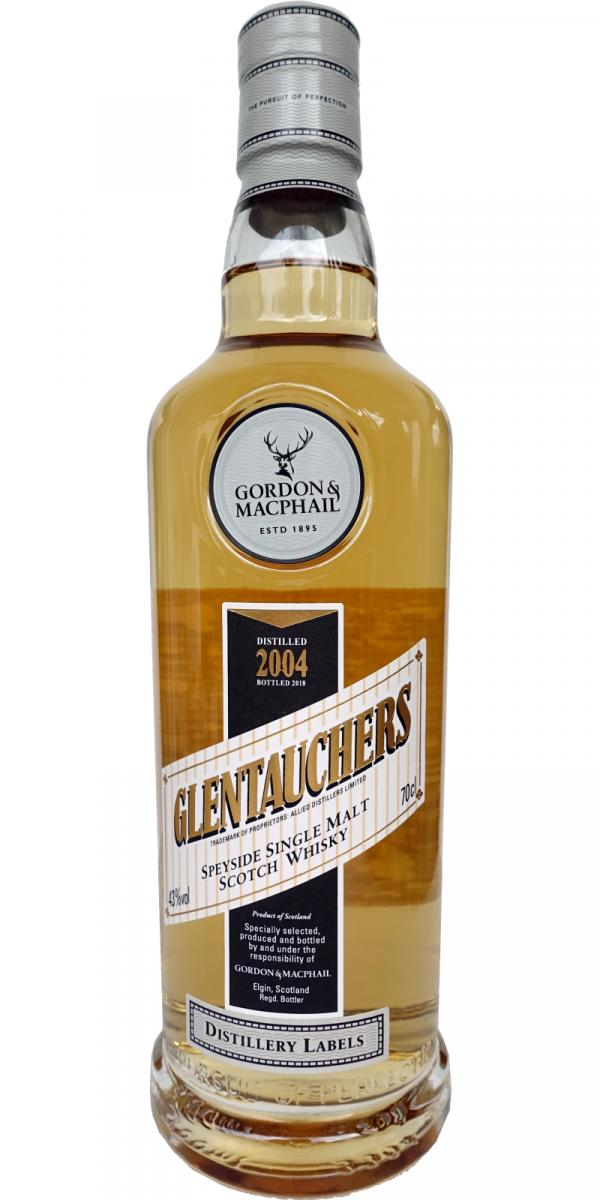 Glentauchers 2004 GM