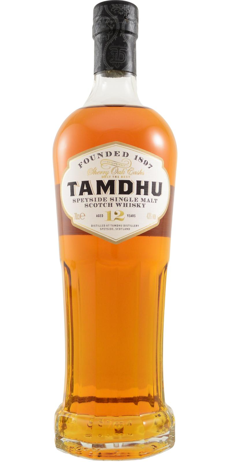 Tamdhu 12-year-old