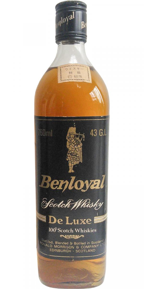 Benloyal Scotch Whisky