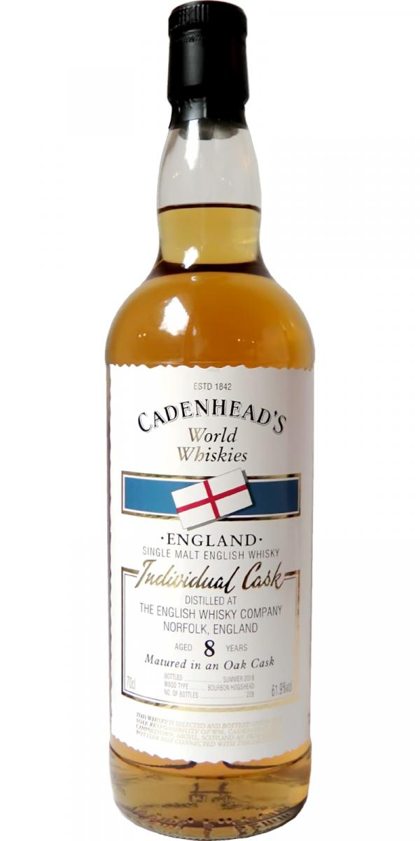 The English Whisky 2009 CA