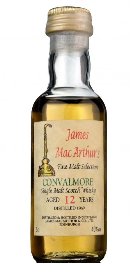 Convalmore 1969 JM