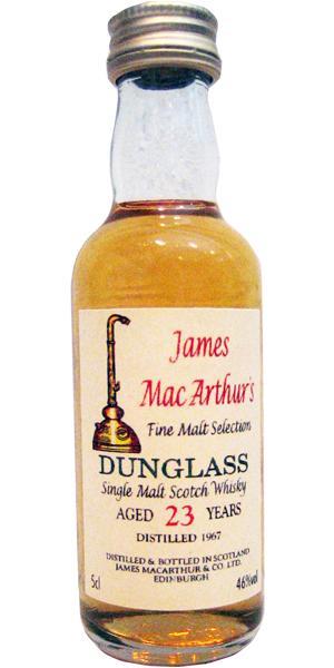 Dunglass 1967 JM