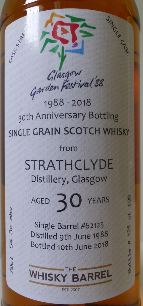 Strathclyde 1988 TWB