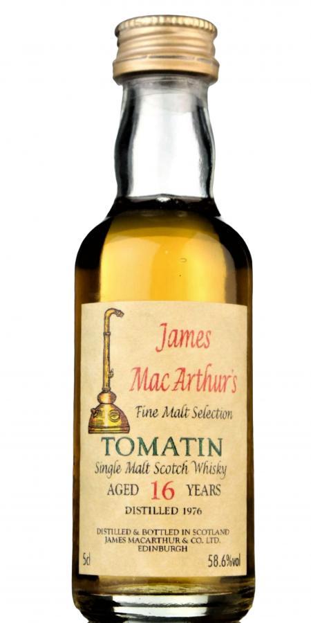 Tomatin 1976 JM