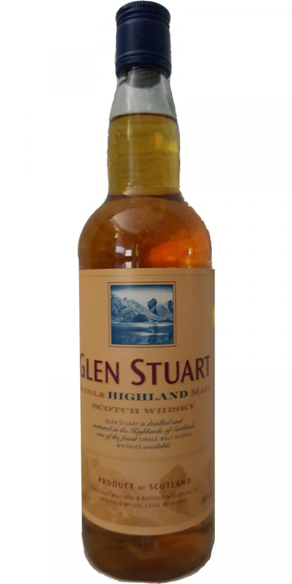 Glen Stuart Single Highland Malt
