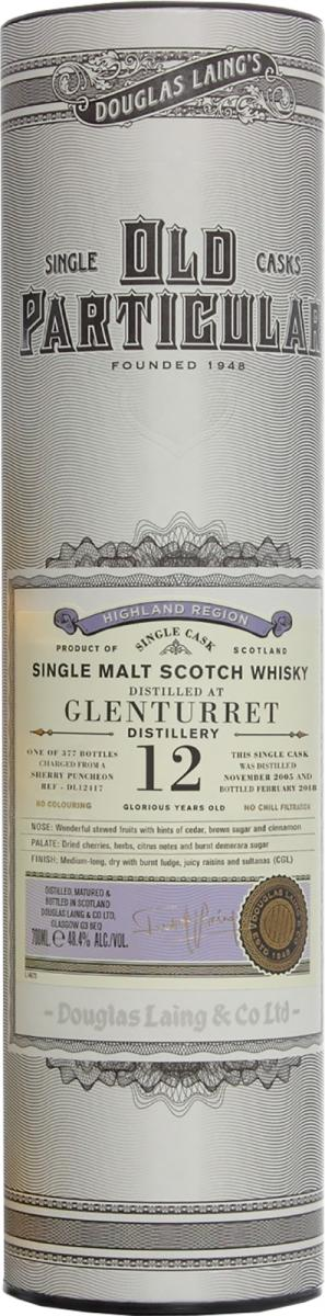 Glenturret 2005 DL