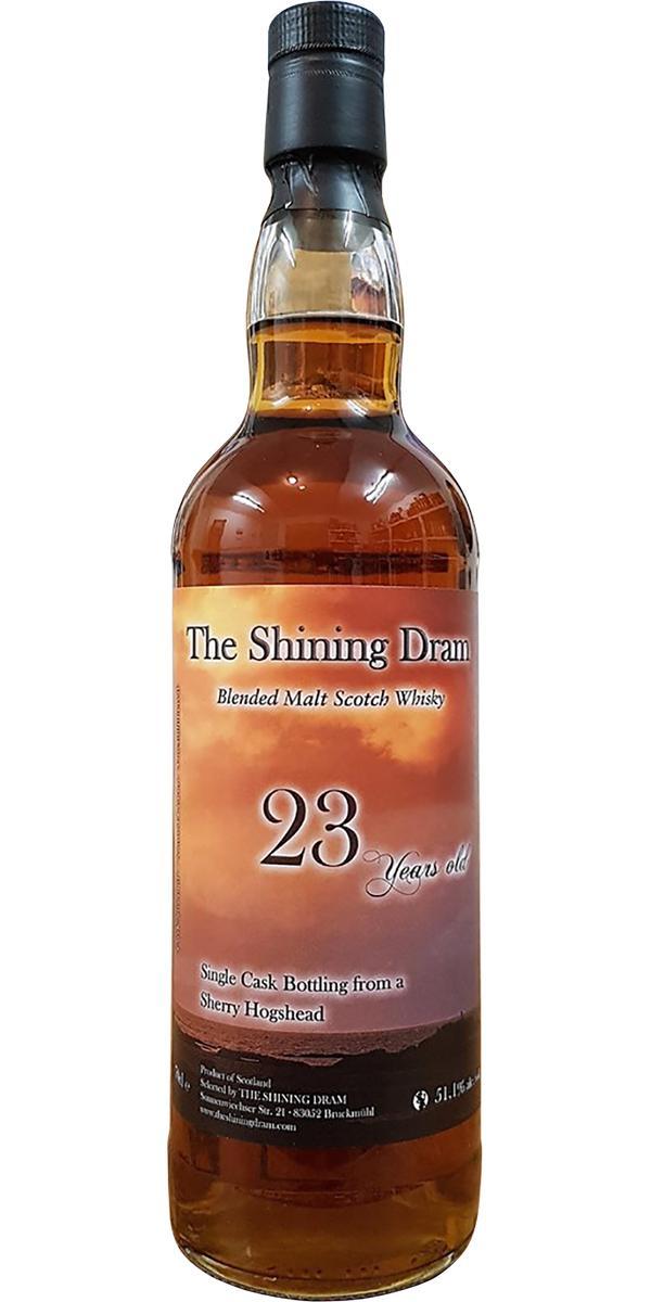 Blended Malt Scotch Whisky 23-year-old TSD