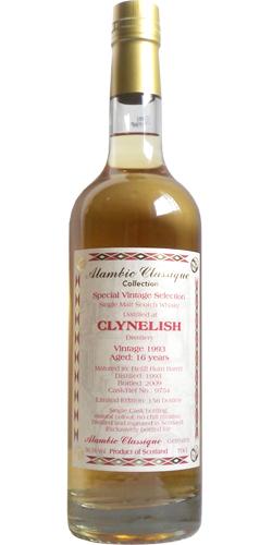 Clynelish 1993 AC