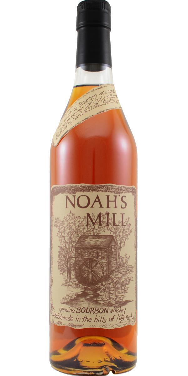 Noah's Mill Genuine Bourbon Whiskey