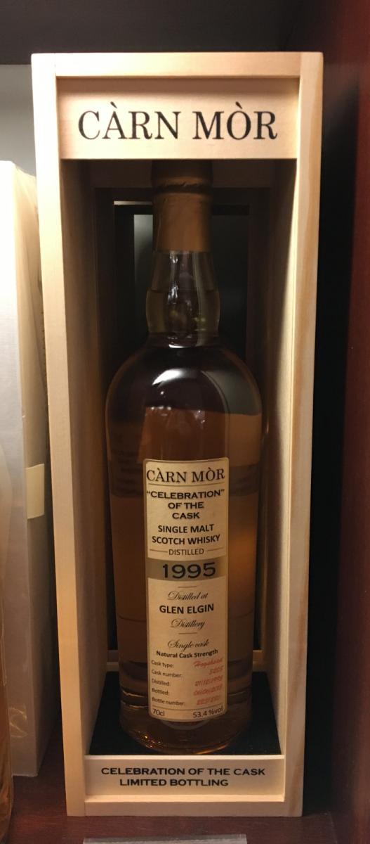 Glen Elgin 1995 MMcK