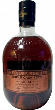 Glenrothes 2003