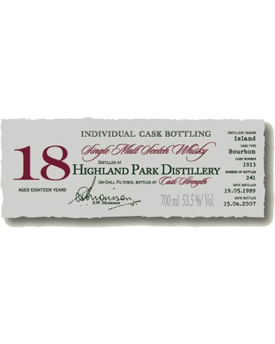 Highland Park 1989 DR