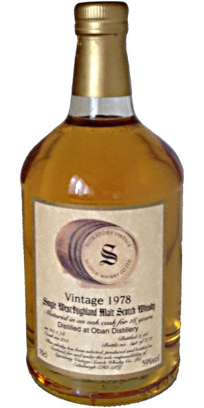 Oban 1978 SV