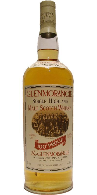 Glenmorangie 100° PROOF