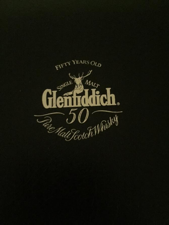 Glenfiddich 50-year-old