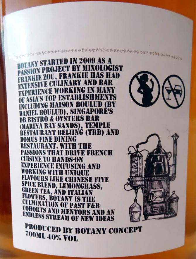 Botany Spirit Taurus Whisky