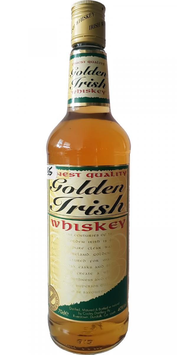 Golden Irish Whiskey Finest Quality