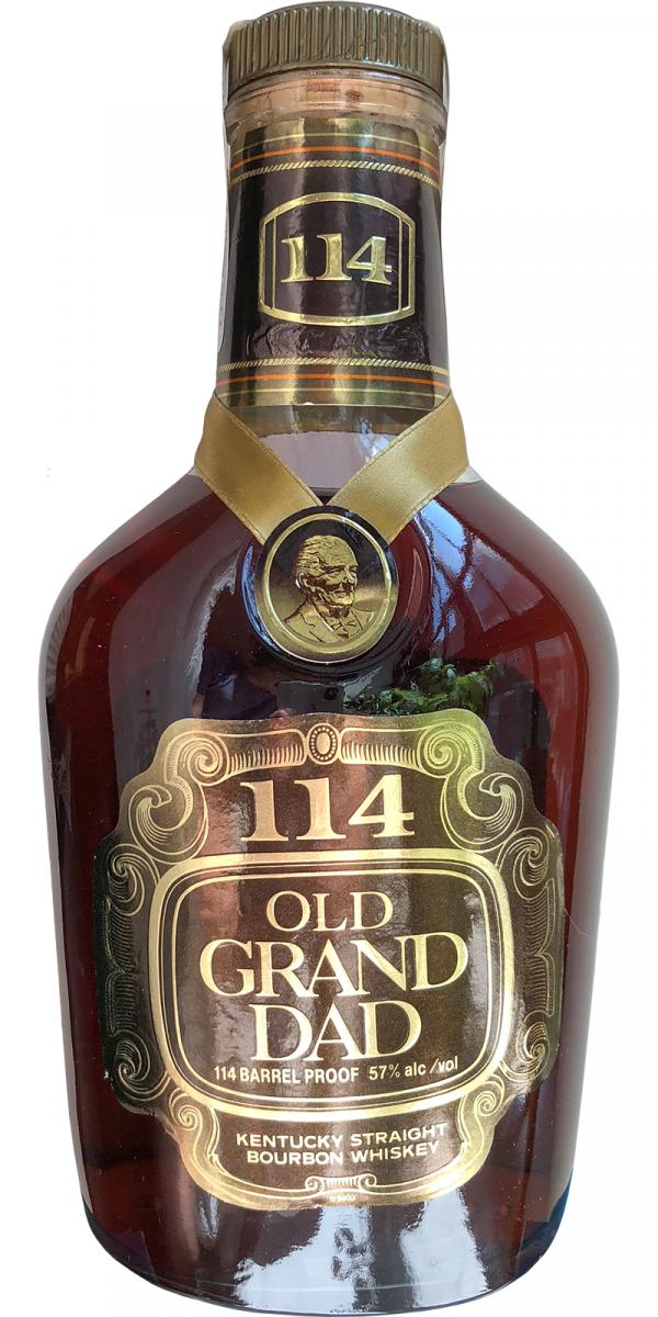 Old Grand-Dad 114