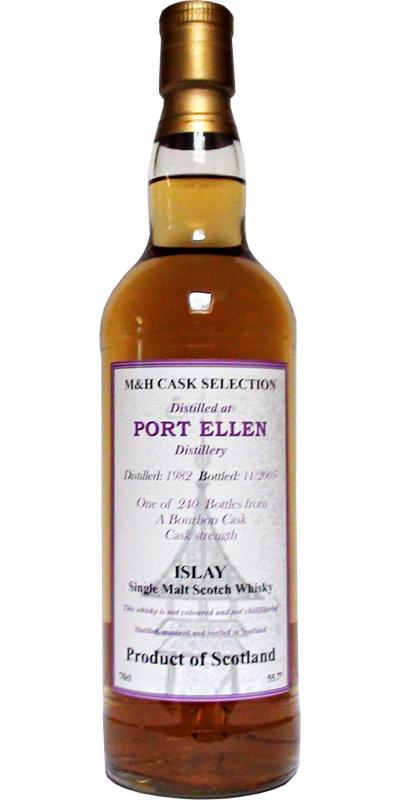 Port Ellen 1982 TS