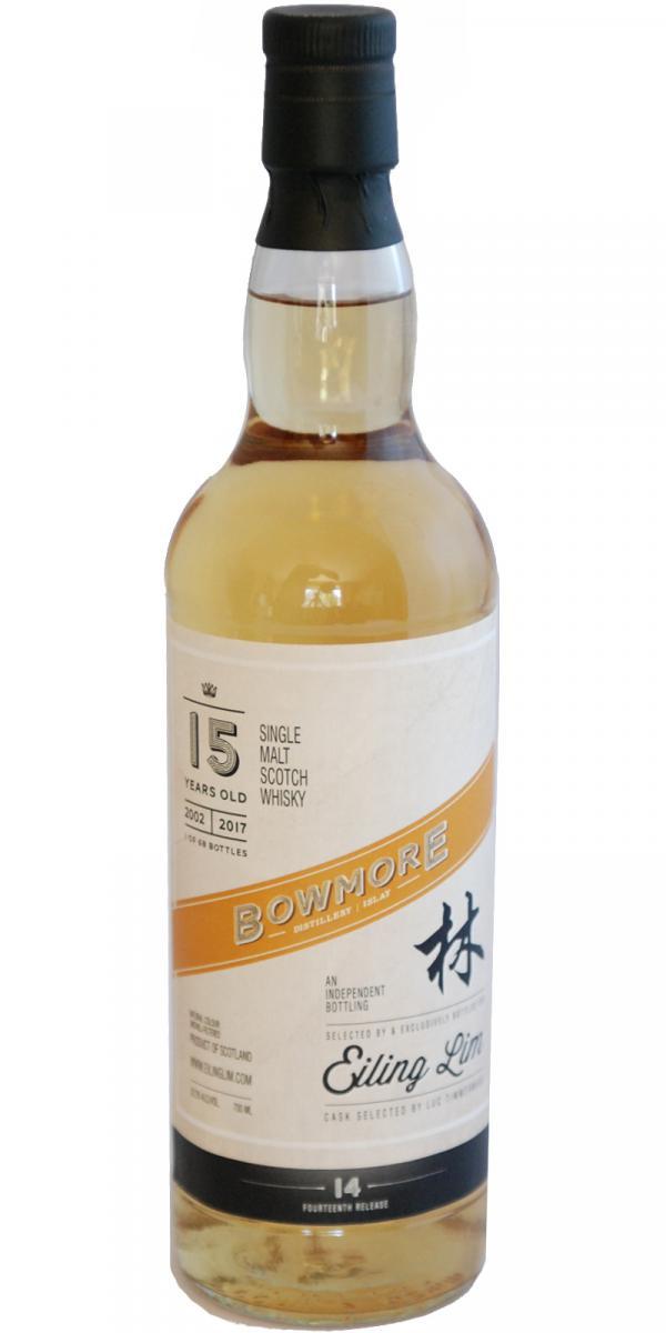 Bowmore 2002 EL