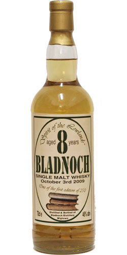 Bladnoch 08-year-old