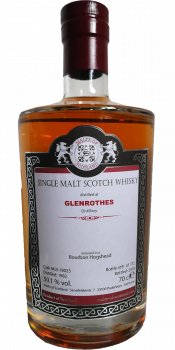 Glenrothes 1982 MoS