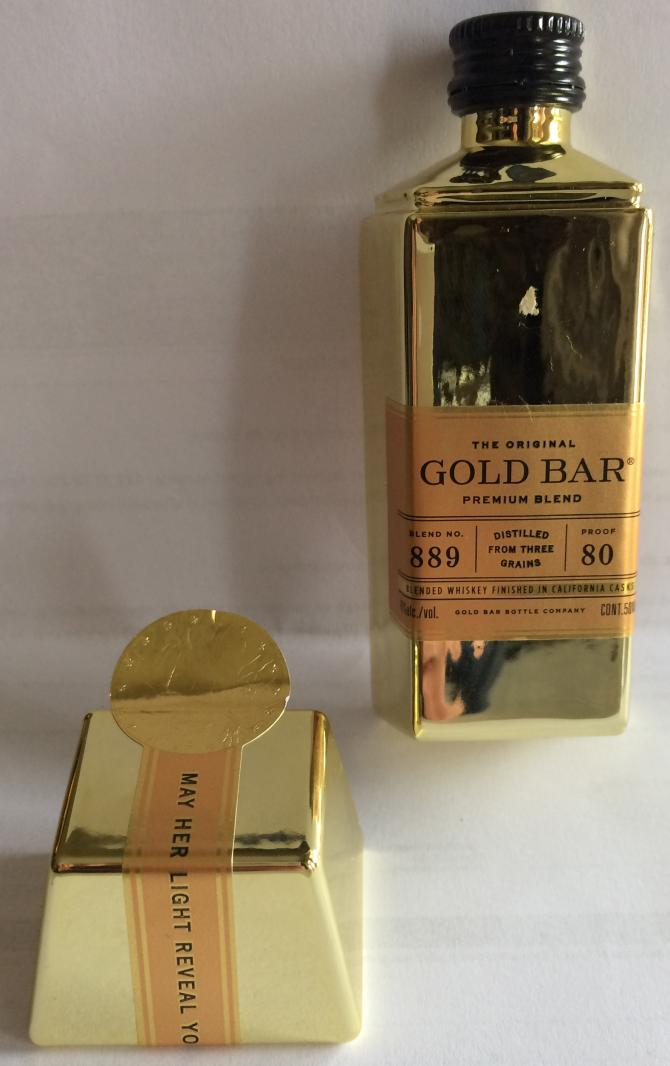 Gold Bar American Whiskey Ratings And Reviews Whiskybase