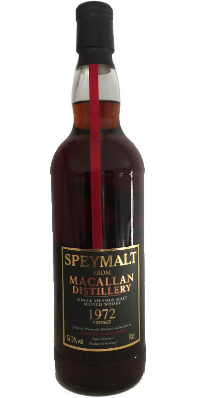Macallan 1972 GM