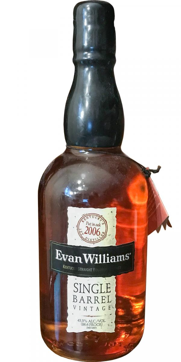Evan Williams 2006