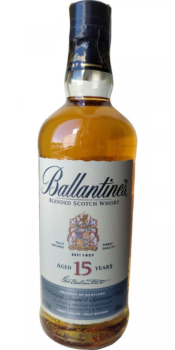Ballantine's 15-year-old