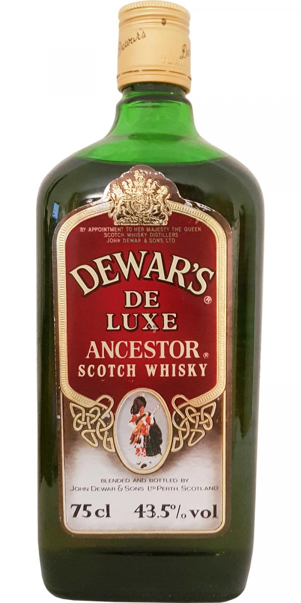 Dewar's Ancestor