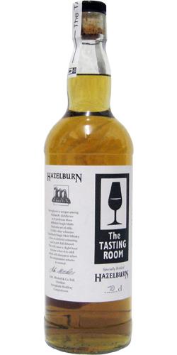 Hazelburn The Tasting Room