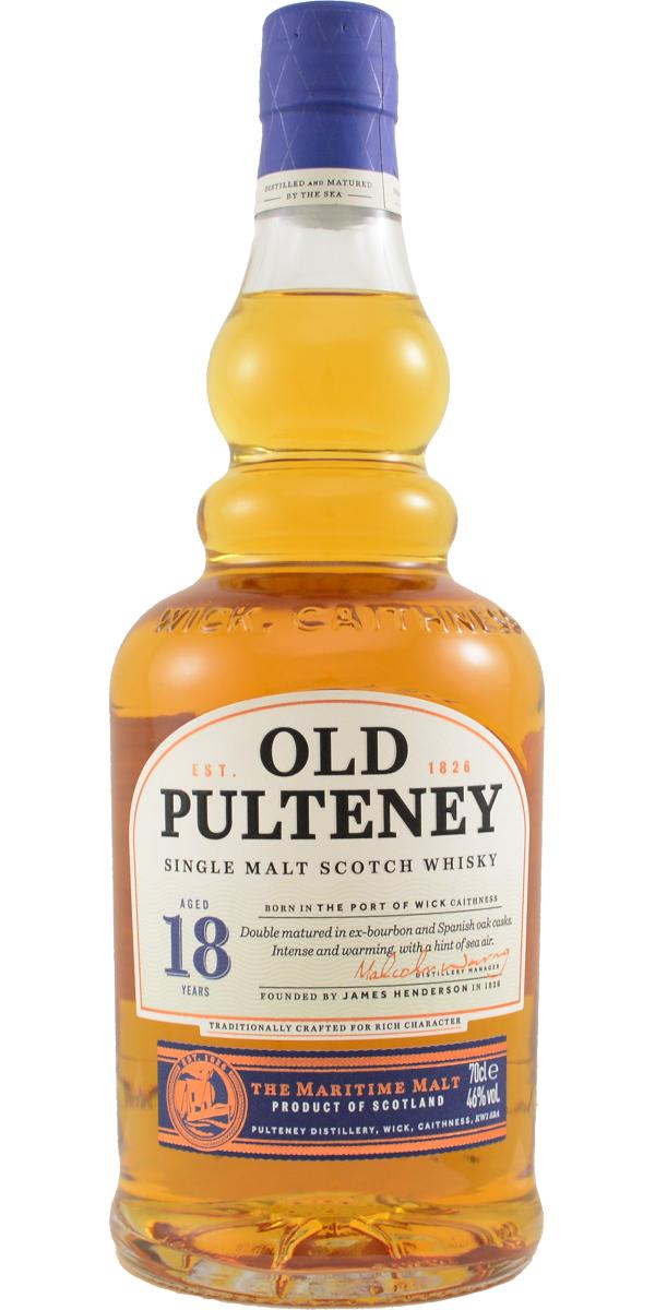 Old Pulteney 18-year-old