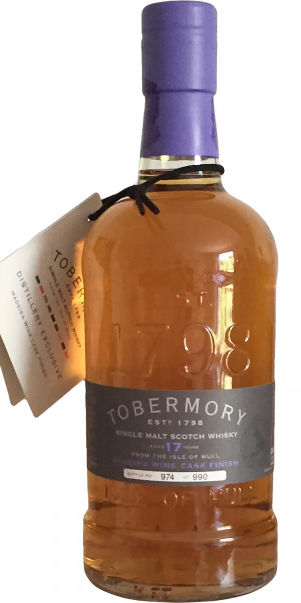 Tobermory 17-year-old