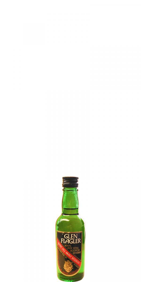 Glen Flagler Rare All-Malt Scotch