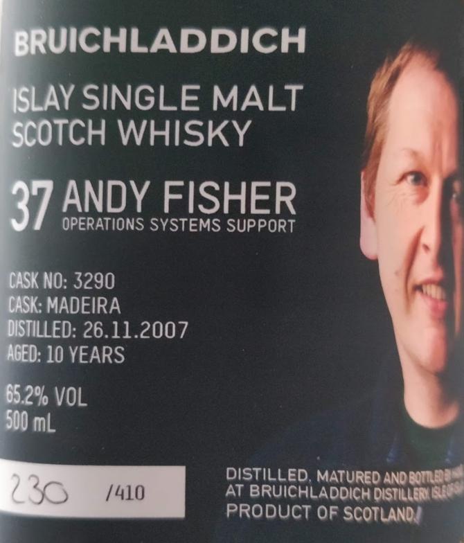 Bruichladdich 2007