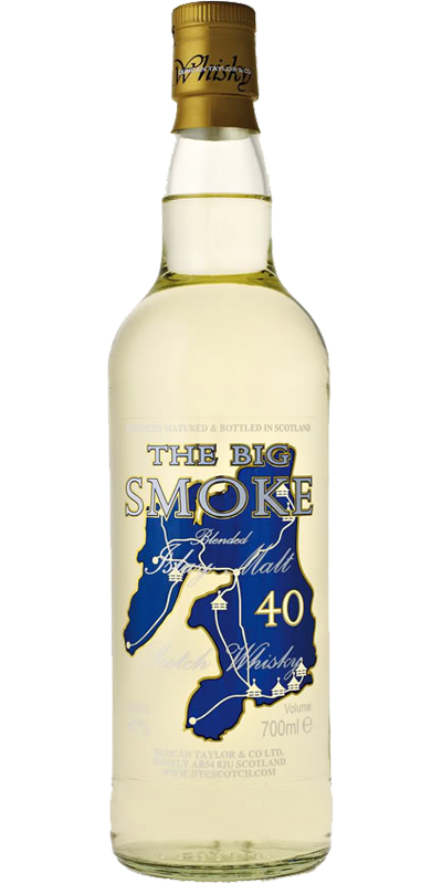 The Big Smoke 40 DT