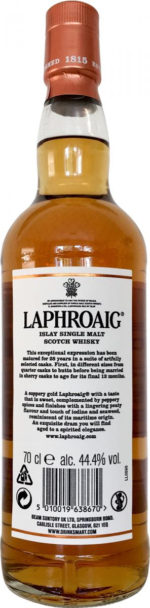 Laphroaig 28-year-old
