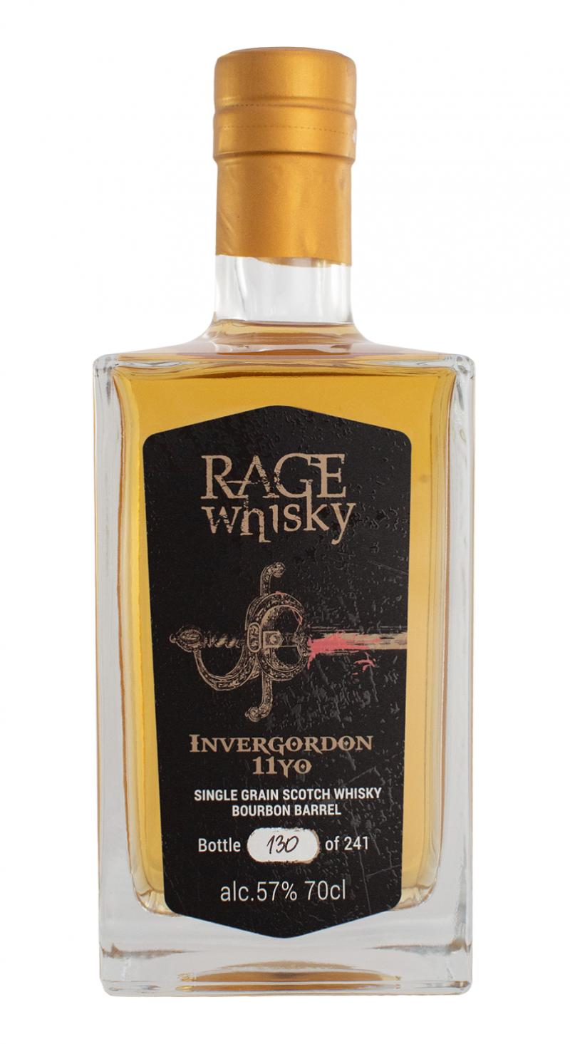 Invergordon 11-year-old Sn