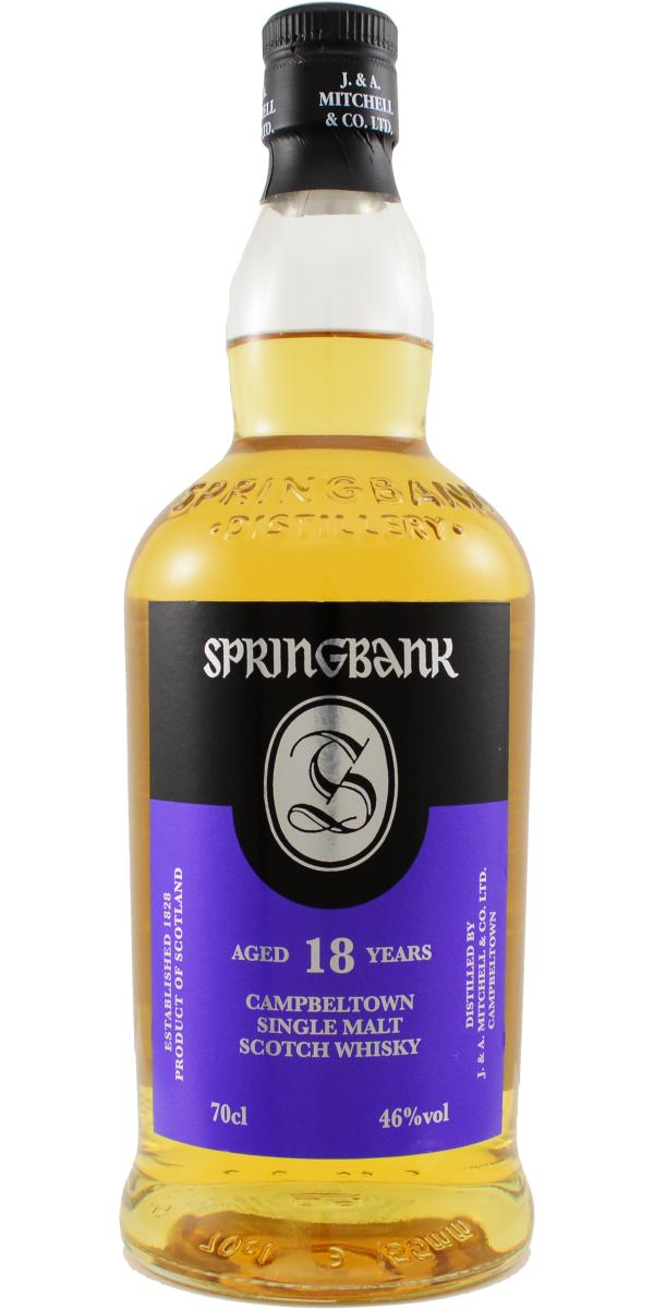 Springbank 18-year-old
