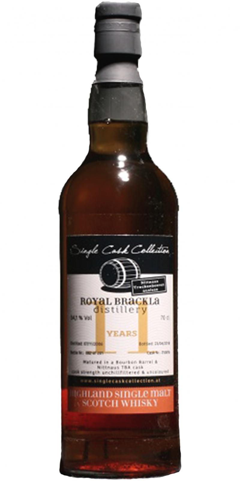 Royal Brackla 2006 SCC