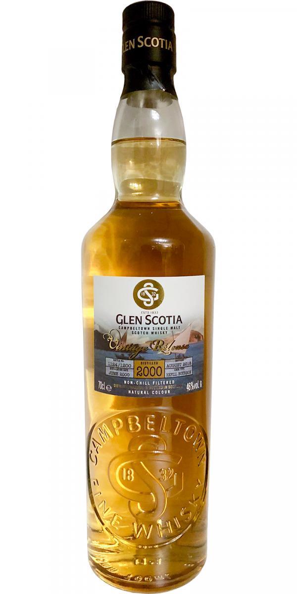 Glen Scotia 2000