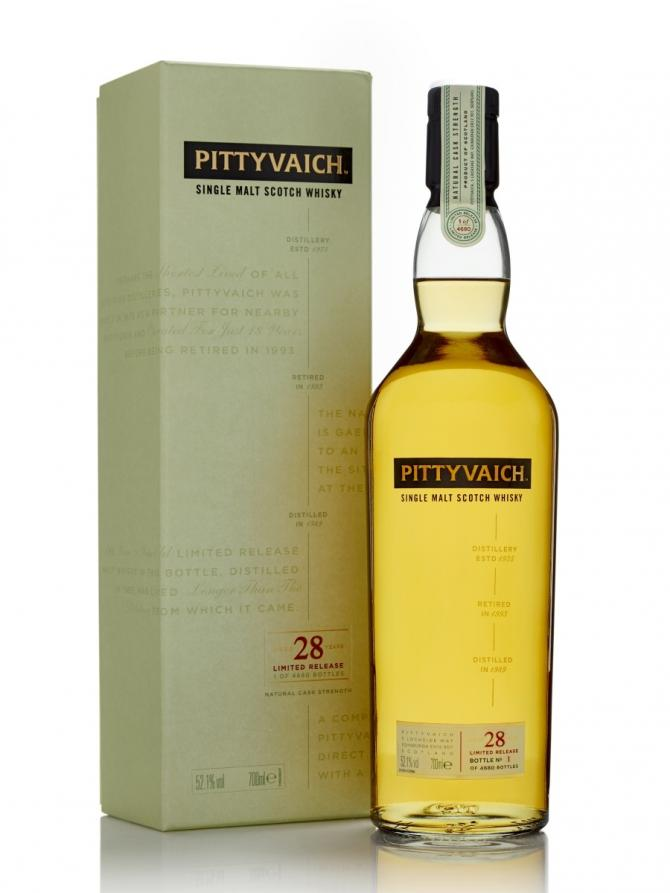 Pittyvaich 28-year-old