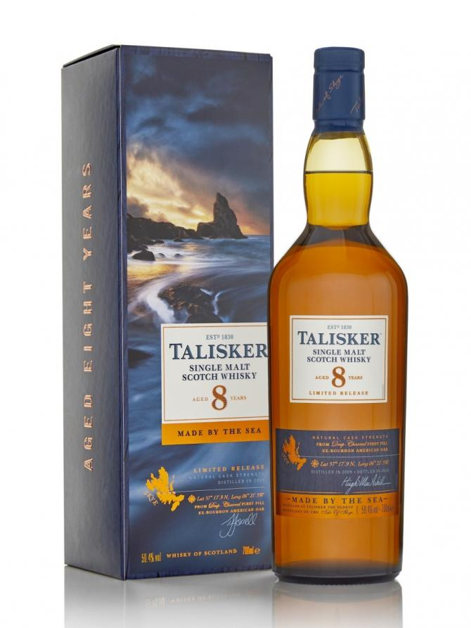 Talisker 08-year-old