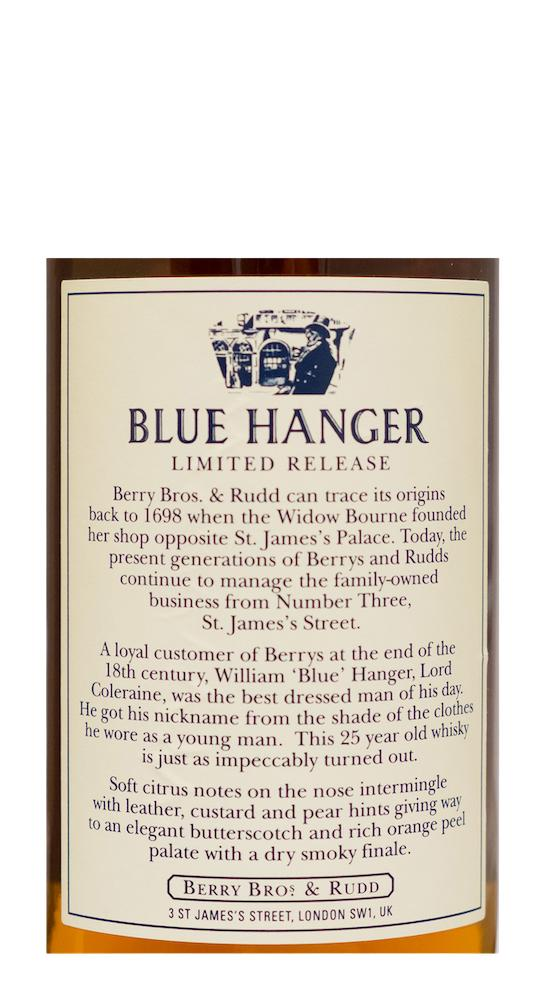 Blue Hanger Limited Release